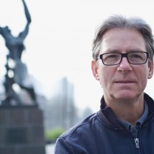Ed Wubbe (photo Bryndis Brynjolfsdottir)