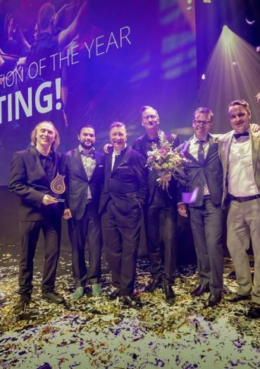 TING! wint 'Production of the Year'