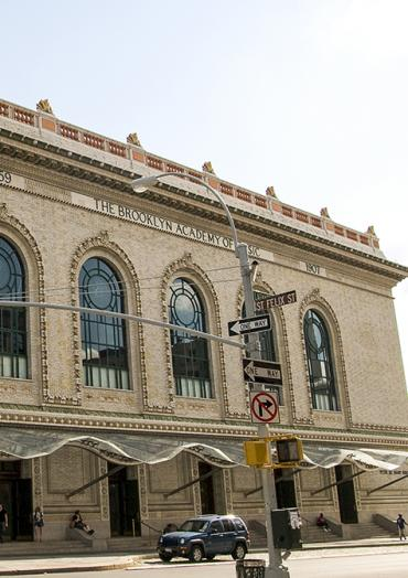 Scapino Ballet in Brooklyn Academy of Music