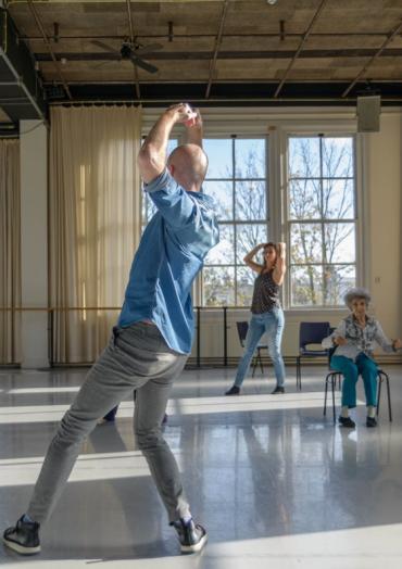 Dansen voor de ziekte van Parkinson