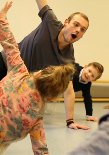 Scapino wil ieder kind laten dansen