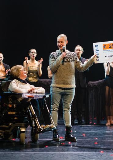 Collecte voor Spierfonds brengt 25.000 euro op