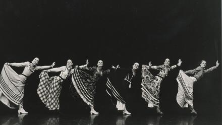 Zonnige Dag | choreografie Charles Czarny (foto Jorge Fatauros)