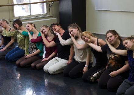 Workshop Iconen van de dans