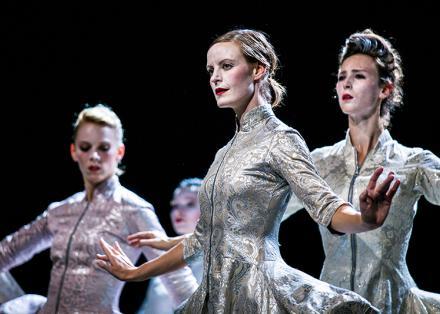 Pearl - Scapino Ballet Rotterdam (foto Bas Uterwijk)
