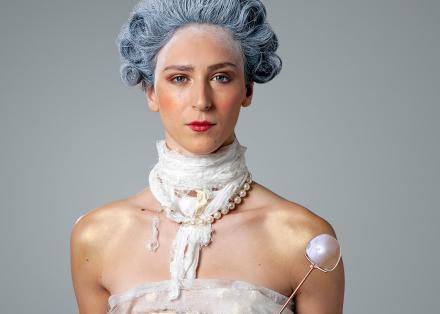 Pearl - Maya Roest - foto Vincent Mentzel