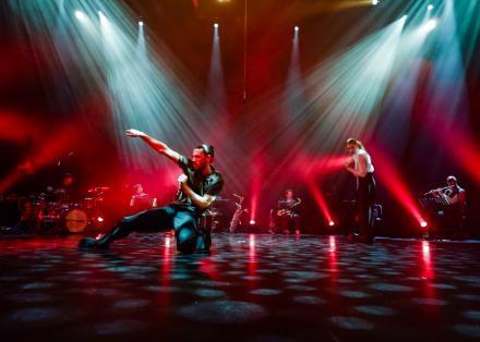 Scapino x New Rotterdam Jazz Orchestra - foto Eric van Nieuwland