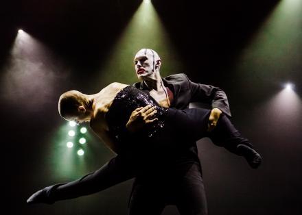 TING! - Scapino Ballet & NITS (foto Joris Jan Bos)