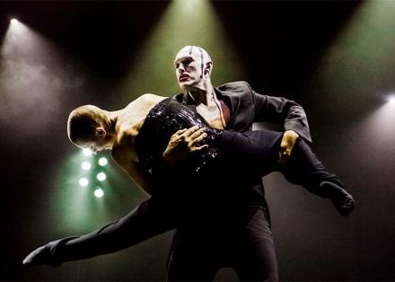 TING! - Bonnie Doets en Mischa van Leeuwen - foto Joris Jan Bos