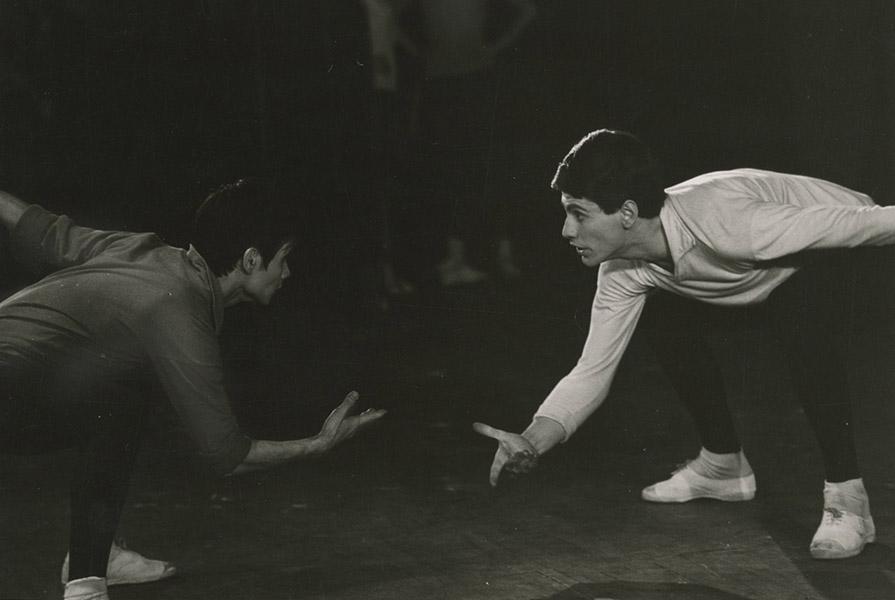 Haken en Ogen   choreografie Greetje Donkers (foto André Wery)