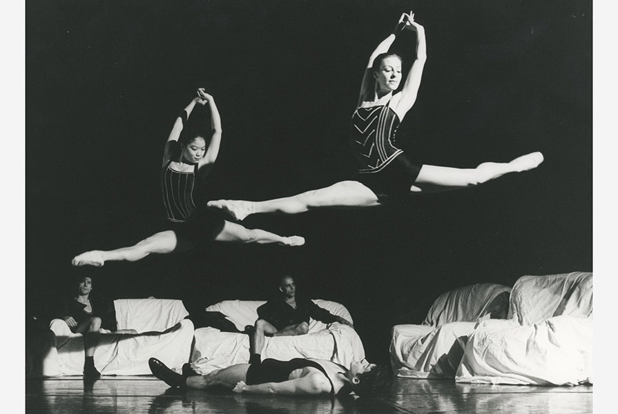 Rameau   choreografie Ed Wubbe (foto Hans Gerritsen)
