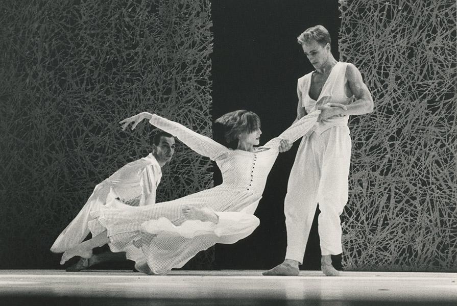 Cages | choreografie Kristen DeBrock (foto Hans Gerritsen)