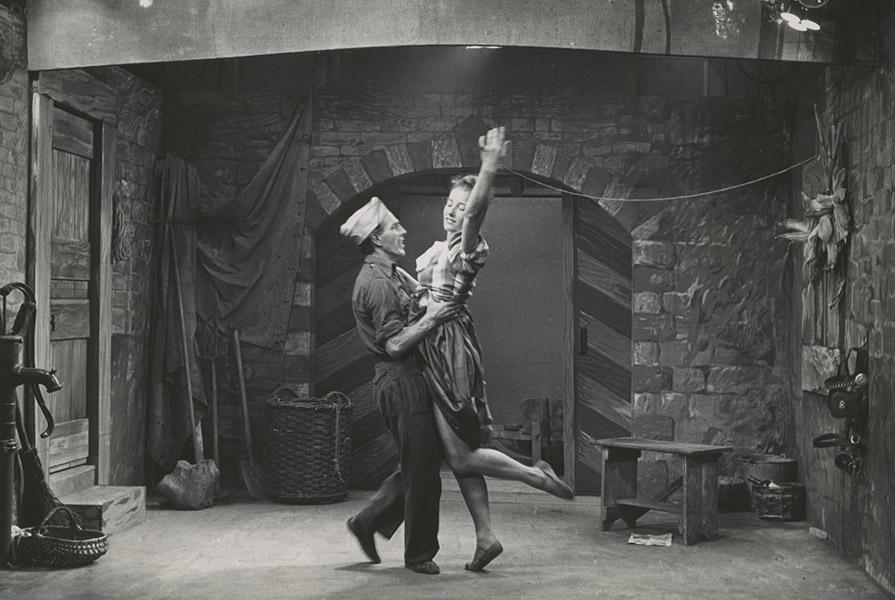 Dorp Zonder Mannen | choreografie Hans Snoek (foto Huub de Mul)