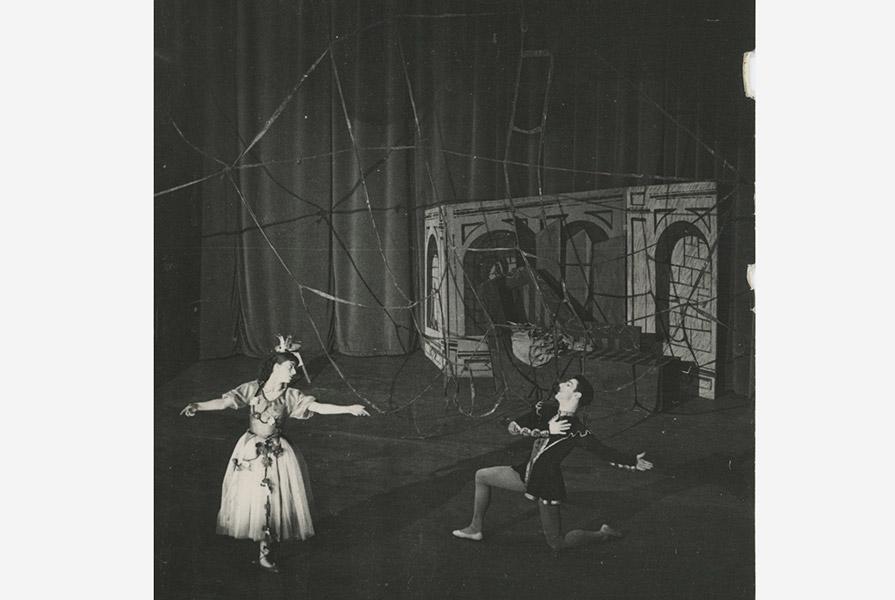 Er was eens...   choreografie Albert Mol (foto Henk Jonker)