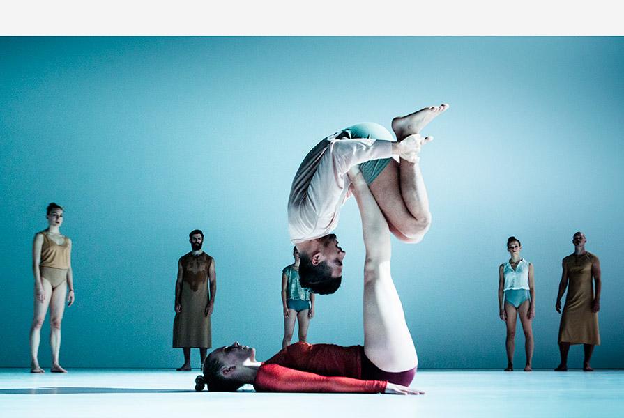 Henry | choreografie Itamar Serussi (foto Joris Jan Bos)