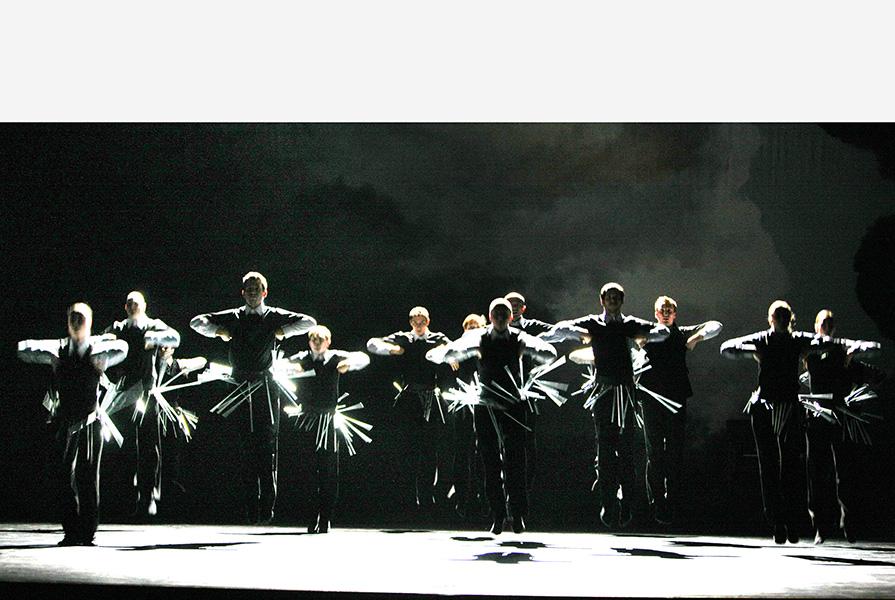 Holland   choreografie Ed Wubbe (foto Hans Gerritsen)