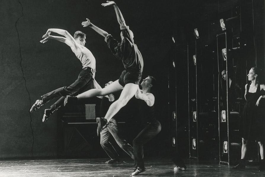 Kathleen | choreografie Ed Wubbe (foto Hans Gerritsen)