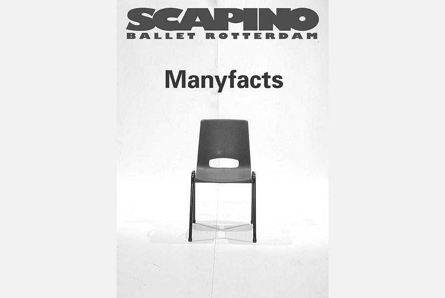 Affiche van Manyfacts
