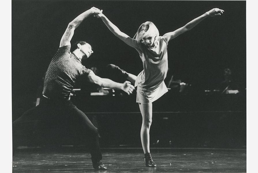 Nico | choreografie Ed Wubbe (foto Hans Gerritsen)