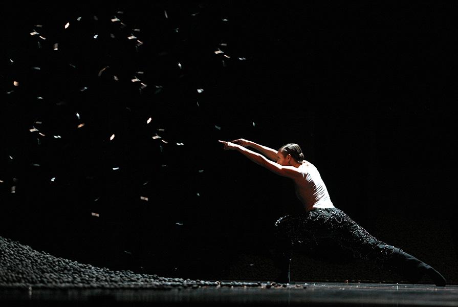 De Notenkraker | choreografie Marco Goecke (foto Hans Gerritsen)