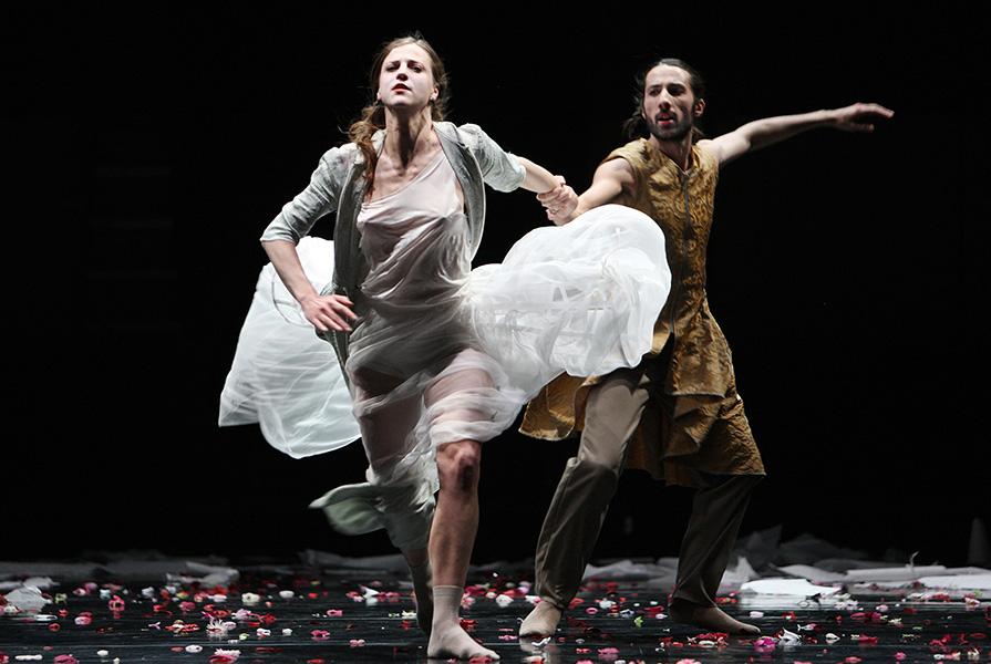 Pearl   choreografie Ed Wubbe (foto Hans Gerritsen)