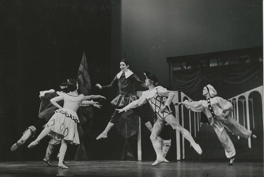 Pinokkio   choreografie Albert Mol (foto Hans van den Busken)
