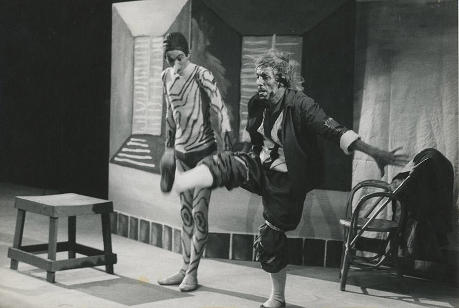 Pinokkio   choreografie Albert Mol (foto Jan Dalman)