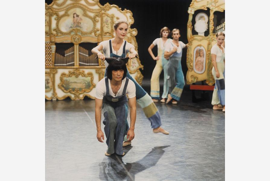 Pretpierement | choreografie Nils Christe (foto Jorge Fatauros)