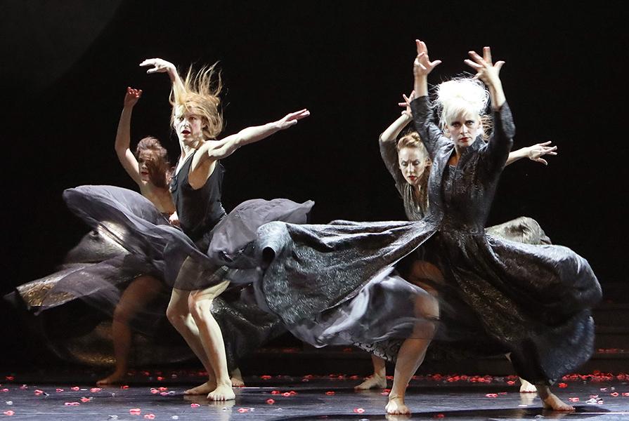 Scala | choreografie Ed Wubbe (foto Hans Gerritsen)