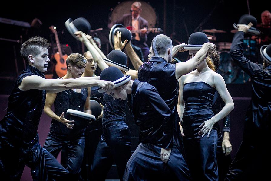 TING! | choreografie Ed Wubbe (foto Eric Fecken)