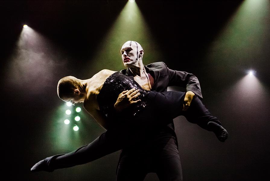 TING! | choreografie Ed Wubbe (foto Joris Jan Bos)